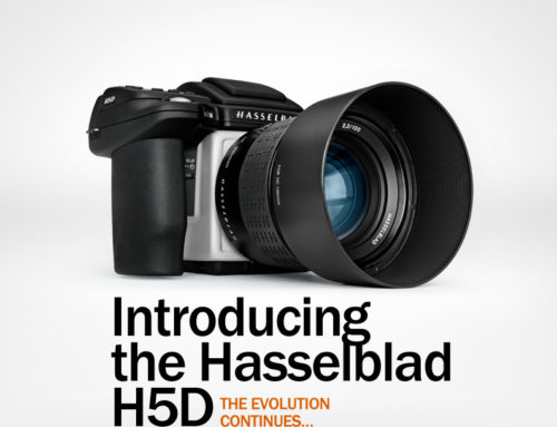 Hasselblad Studio Day