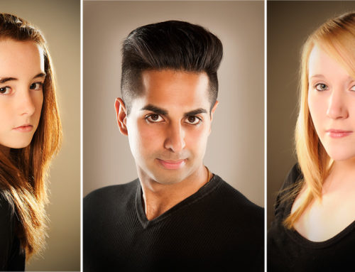 Actors Headshot Photography – What to Expect