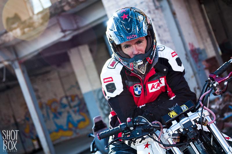 Stuntman Rick English
