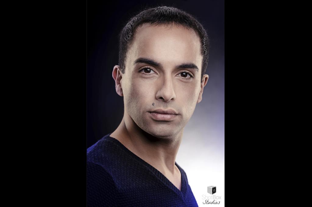 Actor Headshot Photographer Birmingham